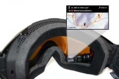EVOSKI Pistennavigation Datenskibrille