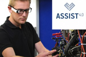 Industrie 4.0 – Digitale Assistenzsysteme im Testbetrieb