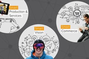 Schwerpunkt: evolaris setzt auf digitale Assistenten für Industrie und Handel