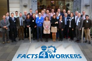 Facts4Workers: Horizon 2020 Projekt im Bereich Industrie 4.0