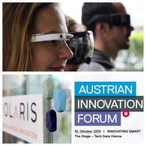 Mit evolaris günstiger zum Austrian Innovation Forum