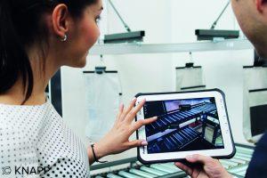 Intelligente Systeme zur Unterstützung von Servicepersonal in der smarten Fabrik
