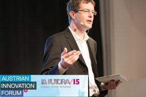 evolaris bei der LaFutura und beim Austrian Innovation Forum 2015