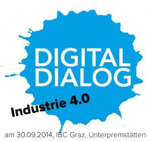 26. Digitaldialog: Industrie 4.0 – Auf (dem Weg) zur Produktion der Zukunft