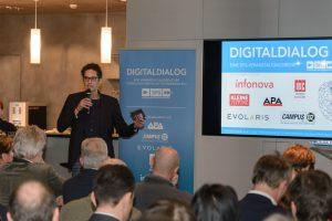 Kleine Zeitung eröffnet Digitaldialog-Reihe 2016 als neuer Partner