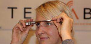 evolaris entwickelt erste Demo-Apps für Google Glass