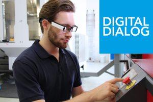 ExpertInnen diskutieren digitale Assistenzsysteme in der Smarten Fabrik