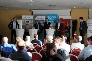 Digitaldialog: Zum Thema  Industrie 4.0 in Österreichs Industrie & Forschung