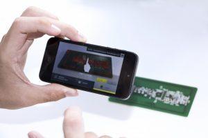 evolaris und ams entwickeln Augmented-Reality-App