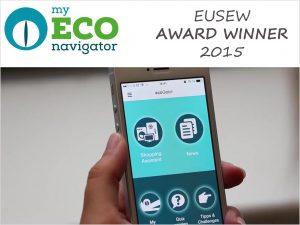 ecoGator gewinnt europäischen Umweltpreis