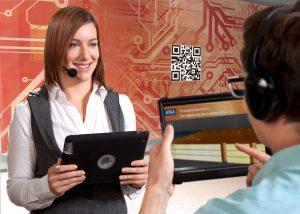 Augmented Reality Applikation für interaktive Unternehmensrundgänge