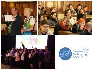 Aktives Engagement für den European Youth Award 2014