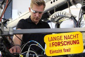 """Lange Nacht der Forschung – """"Blick"""" in die Zukunft"""