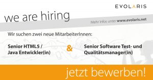 Senior HTML5 / Java Entwickler/in