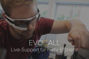 EVOLARIS launcht Video-Assistenzlösung für Datenbrillen – und trifft damit bei Industriekunden ins Schwarze