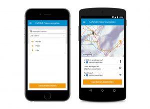 EVOLARIS präsentiert Digitale Ski Navigation EVOSKI bei INTERALPIN in Innsbruck