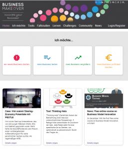 Neue Service-Plattform unterstützt Unternehmen bei der Geschäftsmodell-Entwicklung