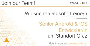 Senior Android & iOS Entwickler/in
