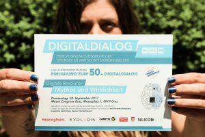 50. Digitaldialog: Digitale Revolution - Mythos und Wirklichkeit