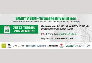 SMART VISION - Virtual Reality wird real