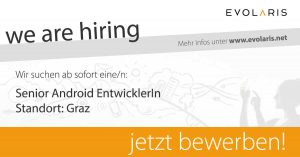 Senior Android EntwicklerIn
